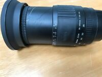 Sigma 28-200mm Zoom Lens for Canon - AF SLR fit Needs Attention