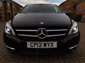 Mercedes Benz B Class BlueEfficiency 1.8 Sport with Warranty until March 2018