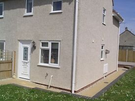 2 bed house in winterbourne available february 18th