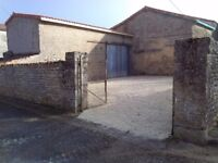French Barn and House for sale