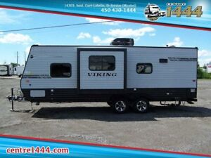 2019 Viking 21FQS - De Luxe Avec extension