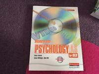 Psychology/Social Work/CLD/Social Care University books