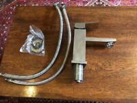 Bathroom mixer tap
