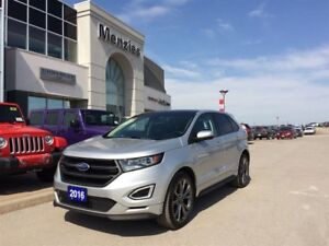2016 Ford Edge Sport AWD, ONE OWNER, Clean Carproof