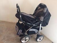 New - baby pram