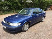 "Saab 9-3 5dr Auto ""Very Low Mileage """