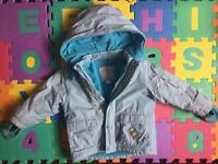Jacket for 1.5-2 years old
