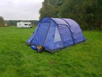 Vango Icarus 500 with Canopy & Footprint Capet