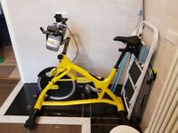 Trixter exercise bike cycling spinning spin