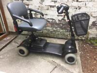 ECM mobility scooter