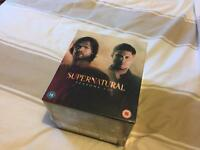 Supernatural box set 1-10