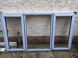 UVPC window