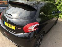 2013 208 gti 200thp for sale