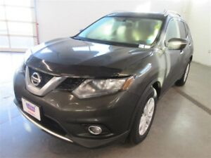 2015 Nissan Rogue SV! EXT WARR! 7 PASSENGER! AWD! B-UP CAM! NAV!