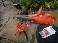 Flymo Scirocco 3000w leaf blower / vacuum