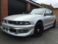 ☆ 2002 MITSUBISHI GALANT 2.0 CLASSIC AUTO SILVER 4DR SALOON *** MUST SEE!! *** ☆