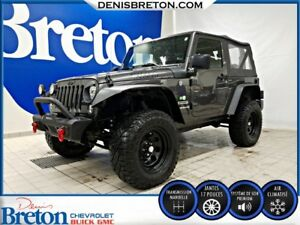 2017 Jeep Wrangler WILLYS WHEELER EDITION 4X4