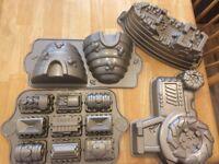 Nordic ware cake tins from Lakeland