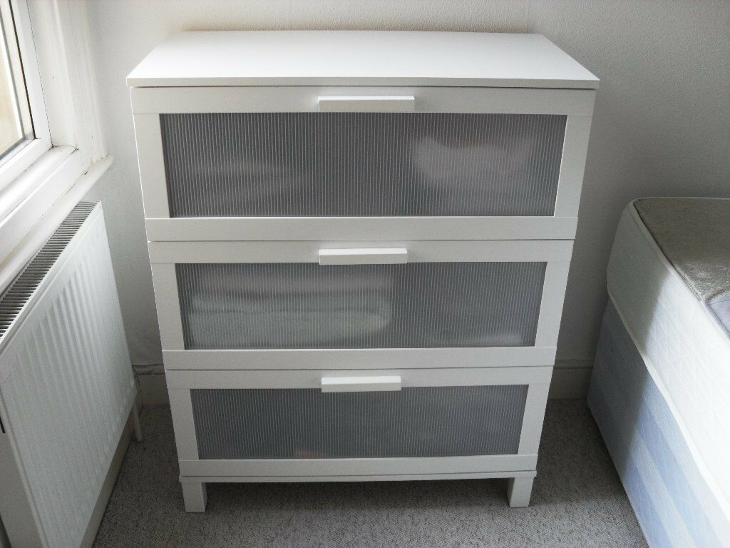 Ikea Aneboda Dresser Slides ~ Ikea aneboda 3 drawer chest Buy, sale and trade ads