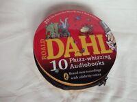 Roald Dahl Audio Collection 29 CD's Audio Books BRAND NEW
