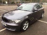 BMW 1 SERIES COUPE 2.0 123d SE 2dr