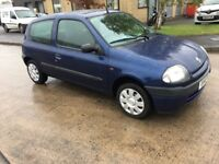 2000 Renault Clio 1.2 new mot
