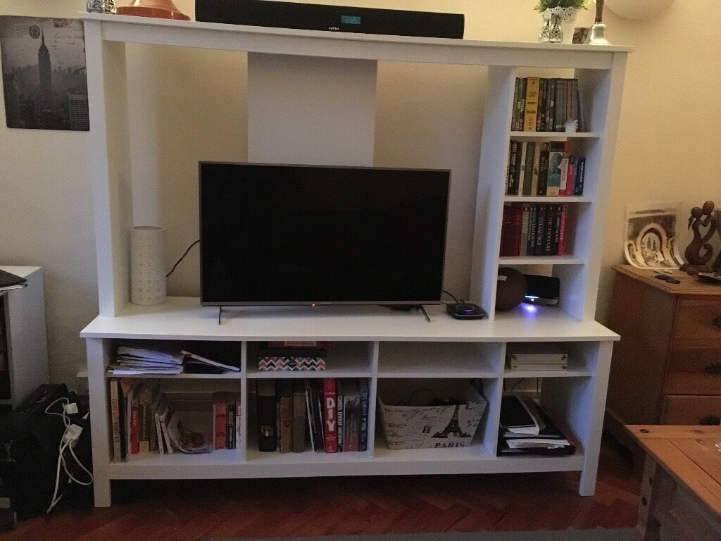As New Ikea Tomnas Tv Storage Unit In Clifton Bristol