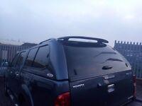 Toyota Hilux Hardtop/Canopy (Grey)
