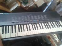 yamaha psr-19 electric keyboard organ