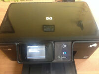 HP printer model c309g all in one printer, scanner photocopier with new ink