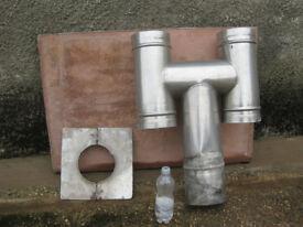 H Cowl Chimney Pot.