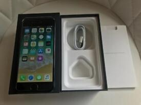 iPhone 7 128GB EE Virgin Asda BT Mobile Mint Condition Box and Charging Lead