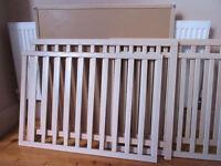 Babydan wooden playpen
