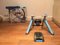Tacx Booster (New Condition) Winter Turbo Trainer!