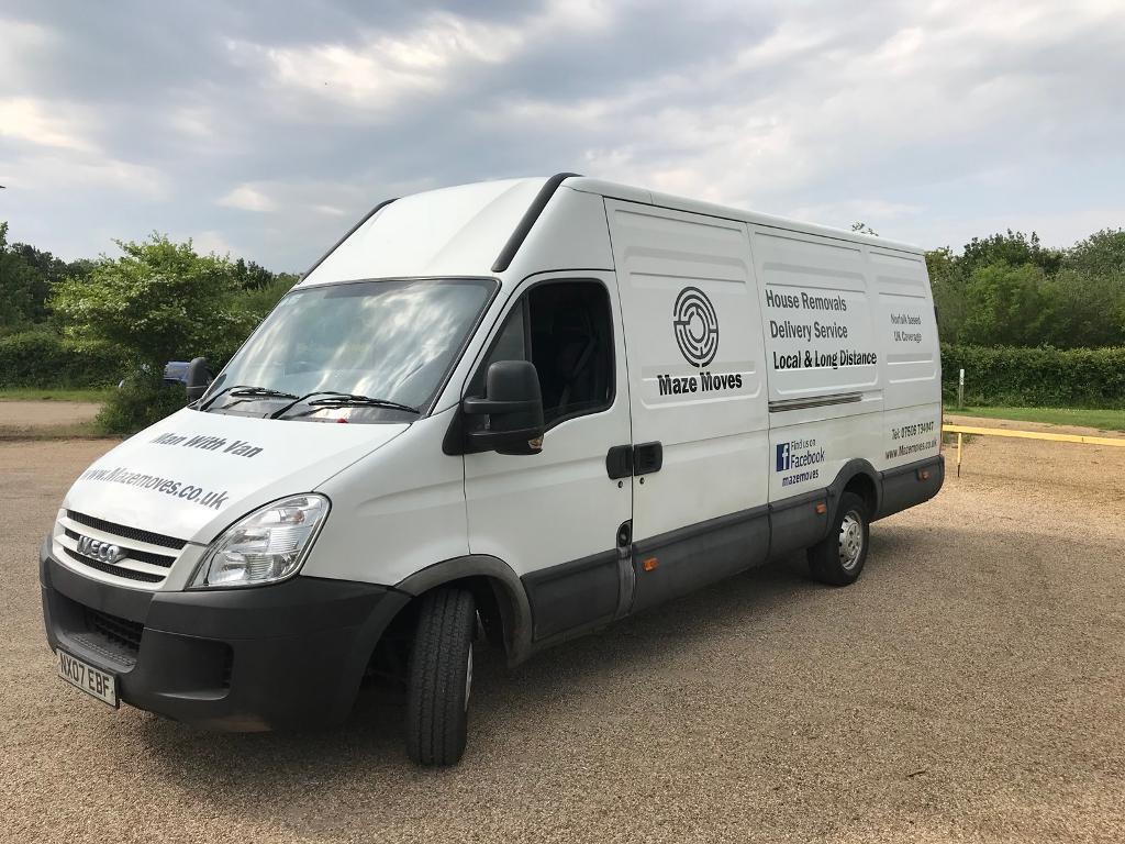 d944e67515 Man with van (big XL van) removals maze moves fully insured.House removals  Hire Sofa fridge freezer