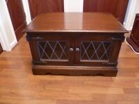Old Charm Television Cabinet