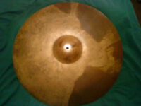 "ZILDJIAN 22"" EARTH RIDE SELL/SWAP"