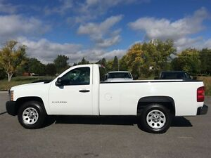 2013 Chevrolet Silverado 1500 WT - LONG BOX - WORK TRUCK