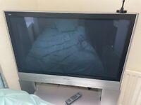 "40"" Panasonic TV with Stand"