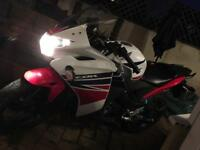 Honda cbr125 2012