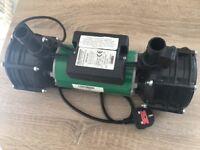 Salamander Pump RHP100 Twin - used