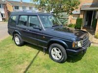 Landrover Discovery 2 TD5 S Facelift 2004 manual