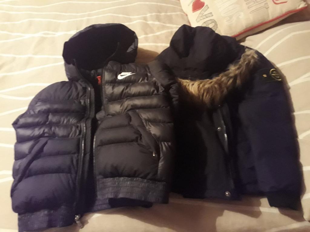 Boys nike jacket, 7-8 years