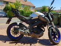 Yamaha MT 125cc ABS