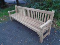 Alexander Rose 8' Park bench