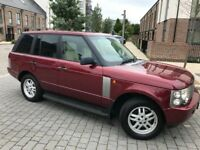 Land Rover Range Rover 3.0 Td6 Vogue*AUTOMATIC*LOW MILES*Full service*HPI CLEAR.new tyres,new mot