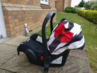 Giggle 3 in 1 Travel System (used)
