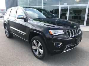 2016 Jeep Grand Cherokee Overland, Diesel, Remote Start, Tow Pac