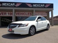 2011 Honda Accord EX-L AUT0 LEATHER SUNROOF ONLY 89K