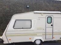 Abbey GT 2 berth caravan